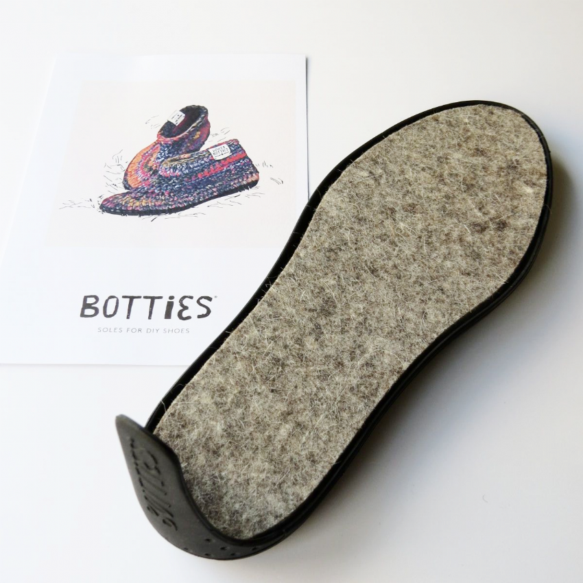 BOTTIES Slipper Sole Set
